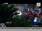 المستشار الاعلامي عادل الخطيب والمطربامير سامي في برنامج اه يا ليل3