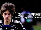 Dennis Praet, la nouvelle pépite d'Anderlecht