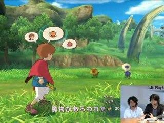 TGS Gameplay de Ni no Kuni : La Vengeance de la Sorcière Céleste