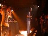 HEZEkHiA C.RhYMES & DJ B.KiLL avec MySCiER BLoDyA @ URsA MInOR (SAiNTé)