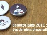Elections sénatoriales : derniers préparatifs avant le scrutin