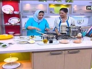 Recette cheveux d'ange aux crevettes chhiwat choumicha 2012 – Toutes les recettes chhiwat choumicha cheveux d'ange