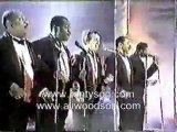 """The Temptations perform a remix version of """"Get Ready"""""""