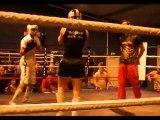 """Interclub au club de l'USRO KICKBOXING '1er combat"""""""