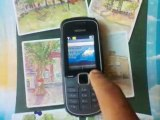 conversion of nokia 1661 into touch phone