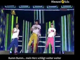 2PM & BEAST - Mister [german subs]