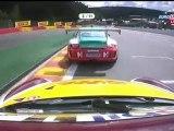 Kuba Giermaziak Spa Francorchamps 2011 Porsche Supercup HDTV Polska wersja.