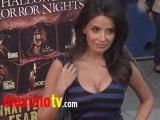 Mikaela Hoover at 2011 Eyegore Awards Arrivals - Halloween Horror Nights