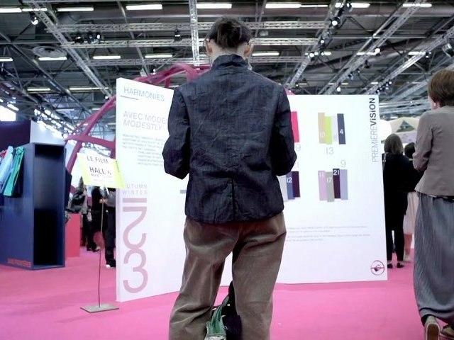 Tendances Automne-Hiver 2012/2013 - Première Vision