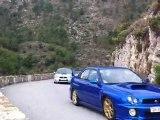 video sortie colin (4)  Sortie du Subaru Paca en Hommage à Colin McRae