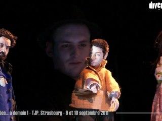 3 Odyssées... A demain !, TJP, Strasbourg, 9 et 10 septembre 2011