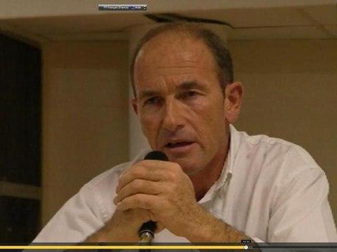 Etienne Chouard, conférence à Montpellier 22 septembre 2011 1/4