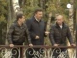 Gas: progressi in negoziati Russia-Ucraina