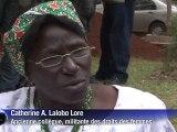 Décès du prix Nobel kényan Wangari Maathai: réactions