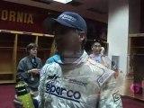 X Games 16 Rally & Super Rally Subaru Travis Pastrana - Mitsubishi Evo Samuel Hubinette Interview