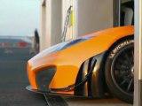 McLaren MP4-12C GT3 to be built by McLaren GT