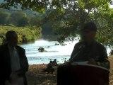 Cérémonie  traversée de la moselle par les US à Noirgeux (Vidéo Cérémonie)