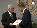 UN considers on Palestinian state