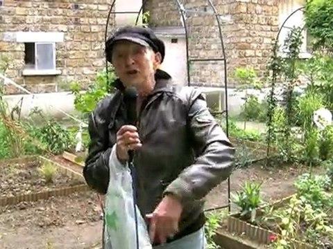 Reportage Jardins partagés à Paris