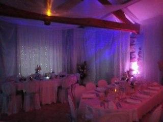 decoration mariage zen, decoratrice pour mariage, decoration de salle, salle de fete