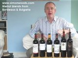 Simon Woods Wine Videos: Merlot-based reds from ...