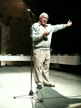 L'art du conte 2/2 - Rentrée du théâtre du rond-Point de Valréas 2011