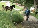 St Gervais mountain bike