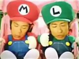 Mario & Luigi Partners in Time Pub Japonaise