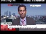 """Alessio Rastani (en français) - """"C'est Goldman Sachs qui dirige le monde et pas les politiques"""" - BBC - 26/09/2011"""