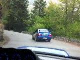 Sortie du Subaru Paca en Hommage a Colin Mcrae