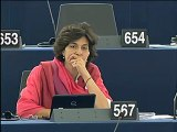 Sylvie Goulard on Question Hour with the President of the Eurogroup, Jean-Claude Juncker