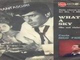 WHAT A SKY/SU NEL CIELO Nico Fidenco 1960  (Facciate2)