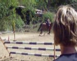 Cavaliers de la vallée du rance~Cheval en Saut d'obstacle.