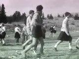 1955 - Groupe local de Bois Colombes camp dété, Chatillon en Diois