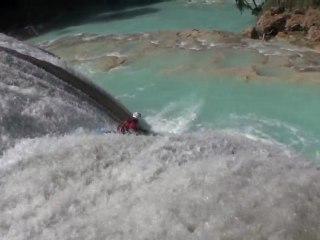 pyrénées extrem kayak