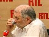 """Jean-François Narbonne, professeur en toxicologie à l'université de Bordeaux et expert à l'Agence nationale de sécurité sanitaire, invité de """"RTL Midi"""" en vidéo (28 septembre 2011)"""