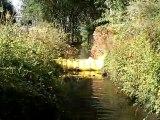 Démonstration water-gate point d'aspiration mobile - sdis Haute-Vienne