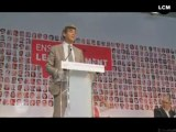 Arnaud Montebourg: une visite sous escorte du GIPN