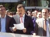 Türk Sağlık-Sen Zonguldak Şube Başkanı Ali Rıza Kılıç, vekil ebe ve hemşireler ile 4C'lilerin kadroya alınması için dava açtıklarını bildirdi.