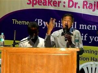 EHOW 16th Anniversary Message Day-3 (Dr. Rajkumar Ramchandran)