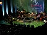 Aznavour a donné un concert pour l'Arménie