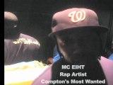 Hip-Hop/Rap MC Eiht Blunt Squad TV Drop