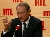 """Bertrand Delanoë, maire socialiste de Paris : """"Martine Aubry a toutes ses chances"""""""