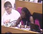 Convention sur la rénovation des commissariats - Djeneba Keita