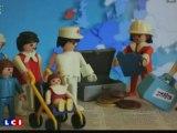 Grèce : La crise économique expliquée par... les Playmobil !