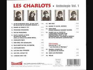LES CHARLOTS - MARCEL IS BACK