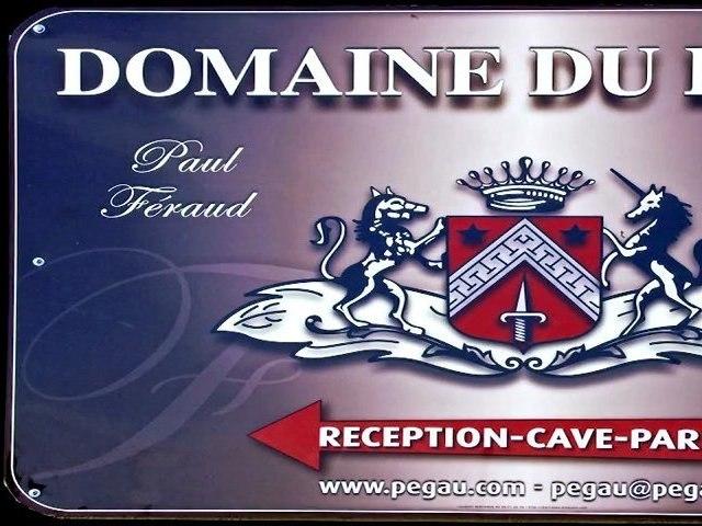 Domaine du Pegau par Mathieu Vignal