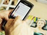 BlackBerry - Harpers Bazaar