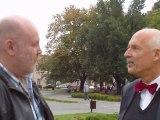 Janusz Korwin Mikke w Lublinie