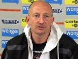 Blackpool v Wigan: Ian Holloway On Refereeing Decisions
